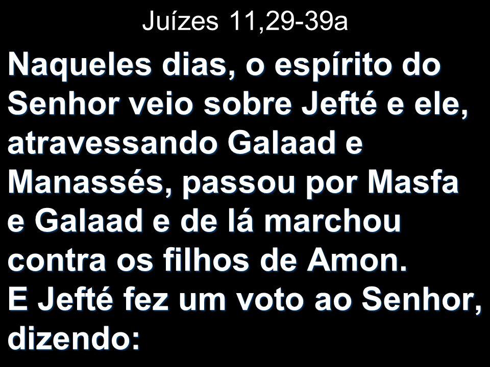 Juízes 11,29-39a