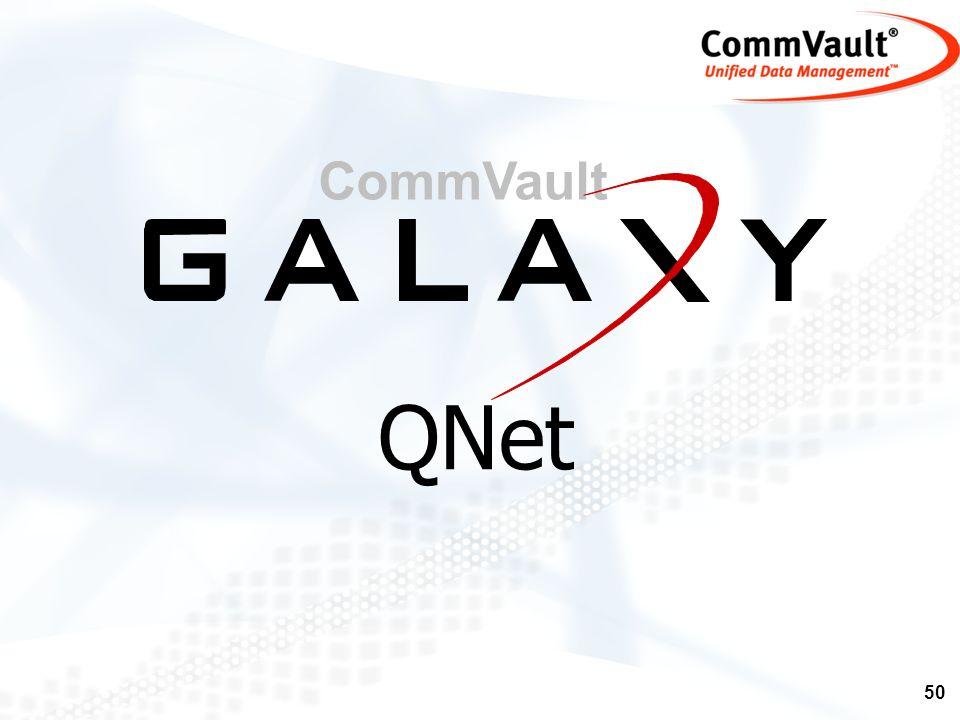 CommVault QNet