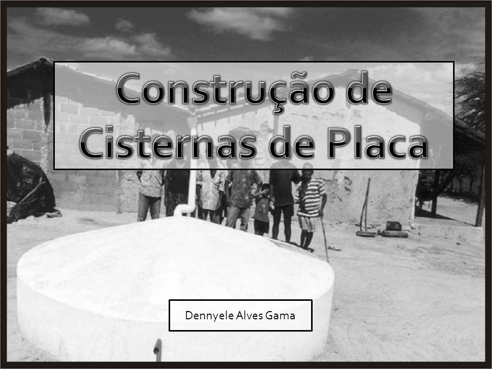 Construção de Cisternas de Placa
