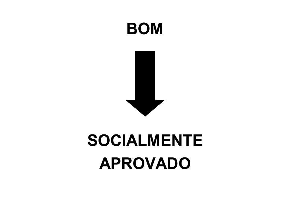 BOM SOCIALMENTE APROVADO