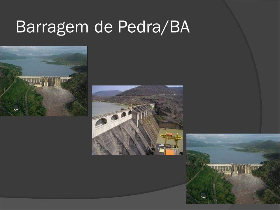 Barragem de Pedra/BA