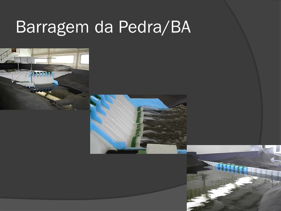 Barragem da Pedra/BA