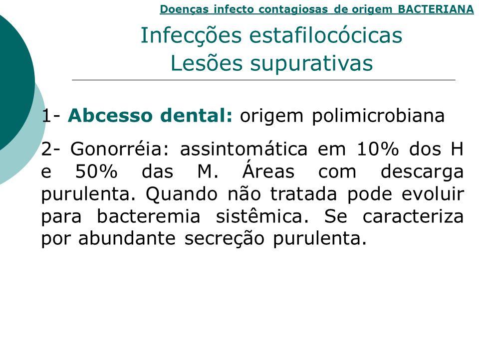 Infecções estafilocócicas