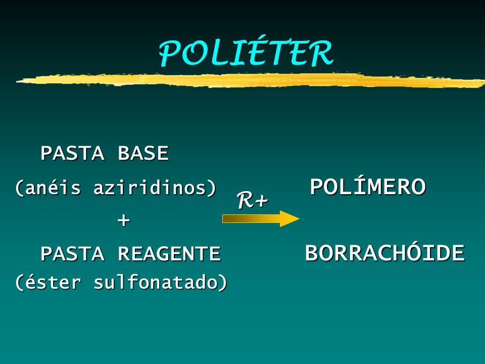 POLIÉTER PASTA BASE + PASTA REAGENTE BORRACHÓIDE R+