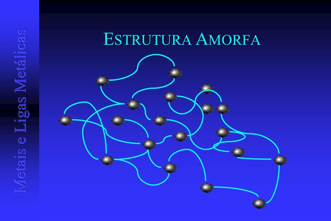 ESTRUTURA AMORFA