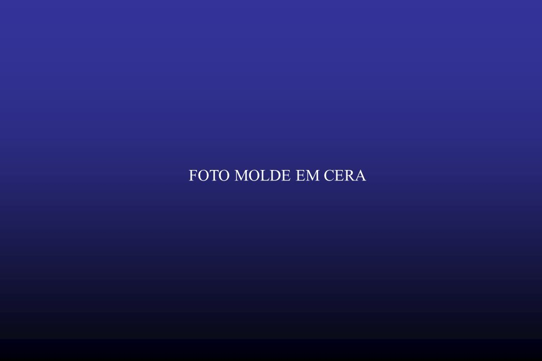 FOTO MOLDE EM CERA