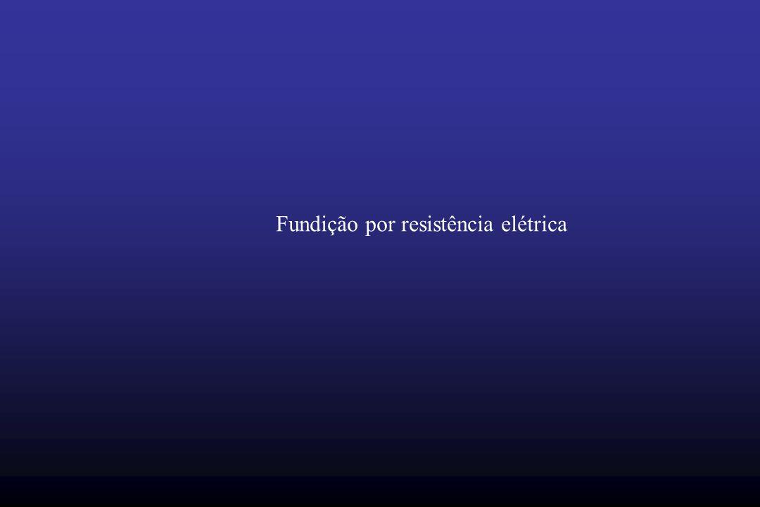 Fundição por resistência elétrica