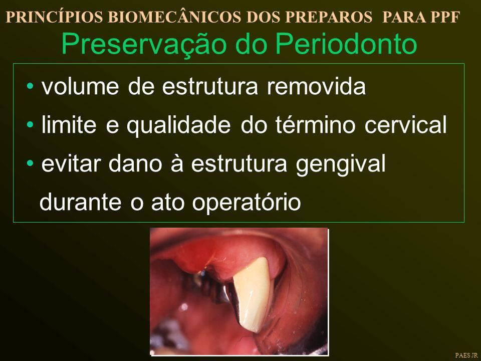 Preservação do Periodonto