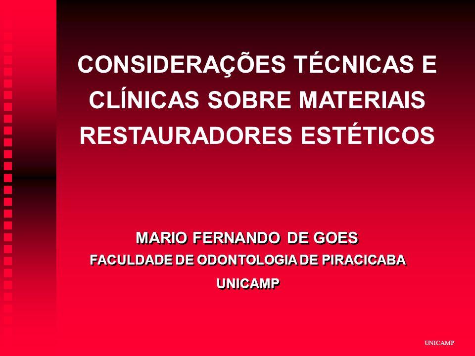 FACULDADE DE ODONTOLOGIA DE PIRACICABA