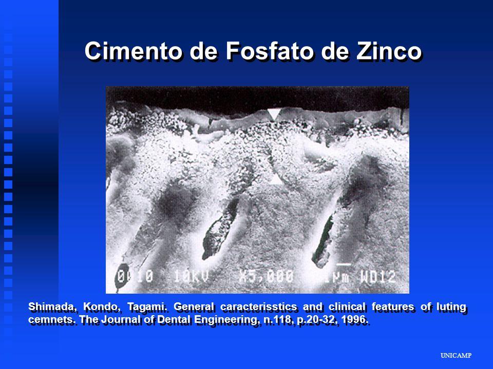 Cimento de Fosfato de Zinco