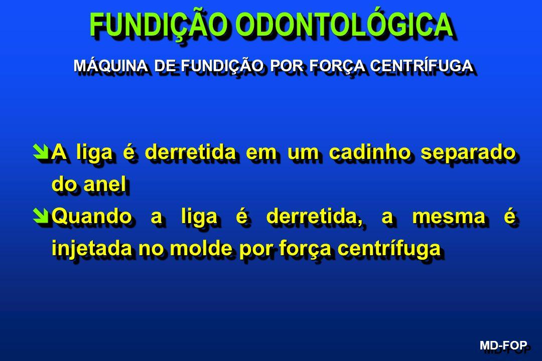 FUNDIÇÃO ODONTOLÓGICA MÁQUINA DE FUNDIÇÃO POR FORÇA CENTRÍFUGA