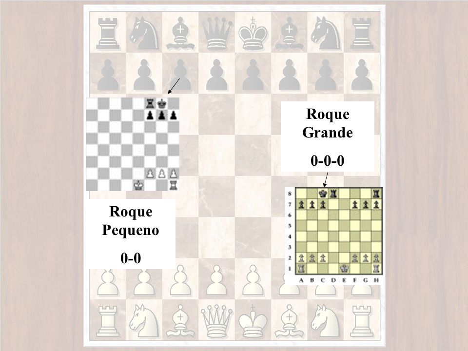 Roque Grande 0-0-0 Roque Pequeno 0-0
