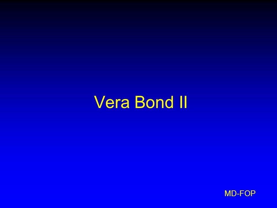 Vera Bond II MD-FOP