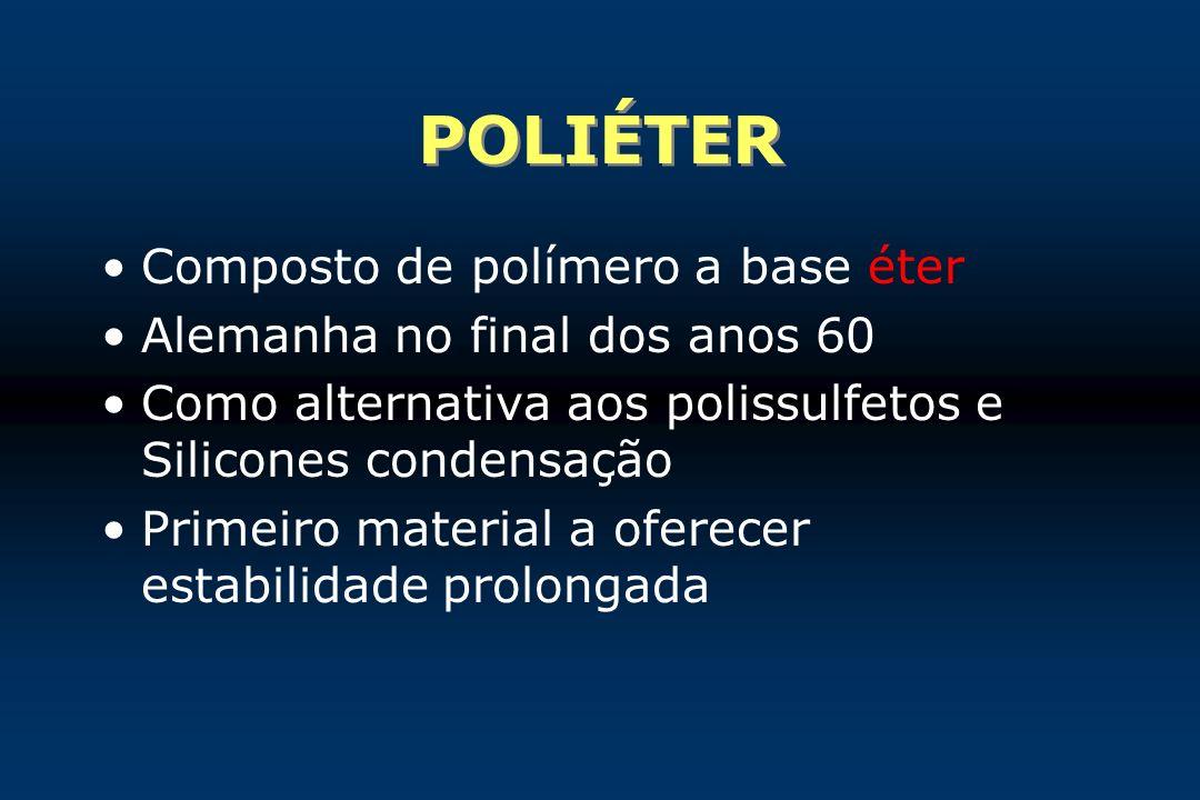 POLIÉTER Composto de polímero a base éter