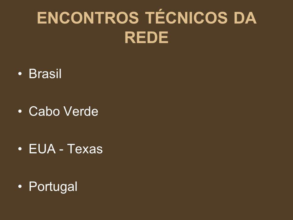 ENCONTROS TÉCNICOS DA REDE