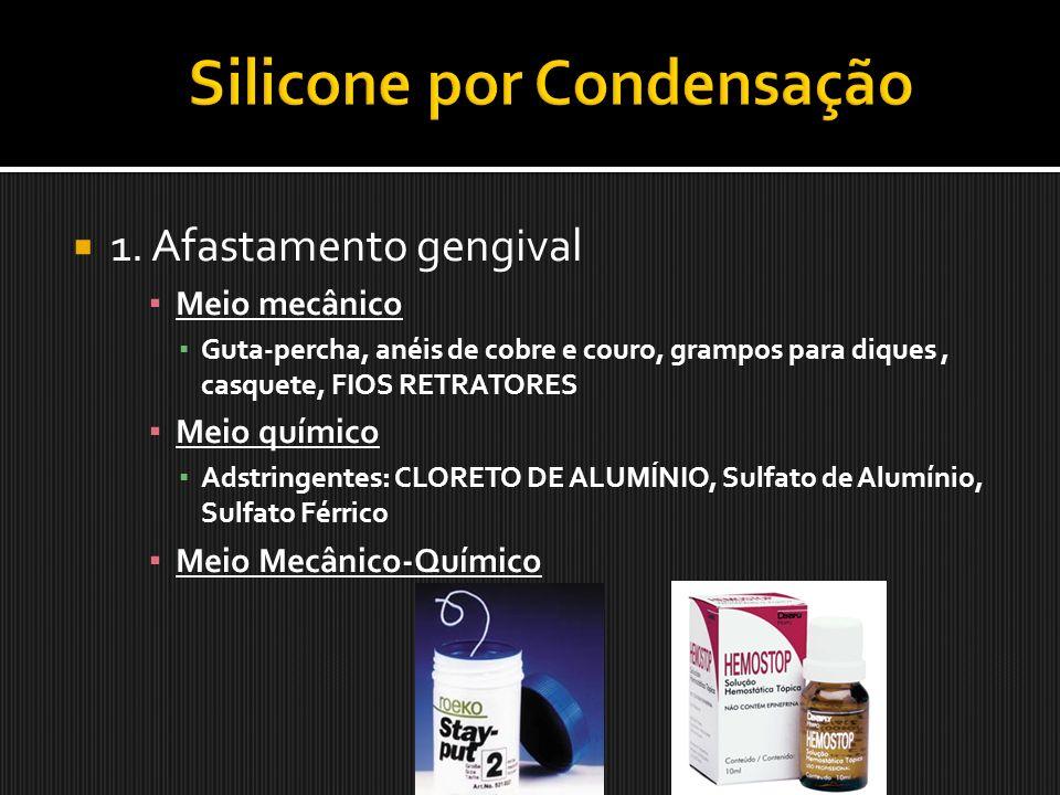 Silicone por Condensação