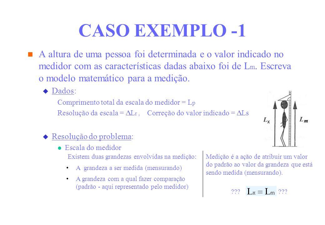 CASO EXEMPLO -1