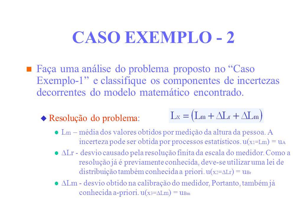 CASO EXEMPLO - 2