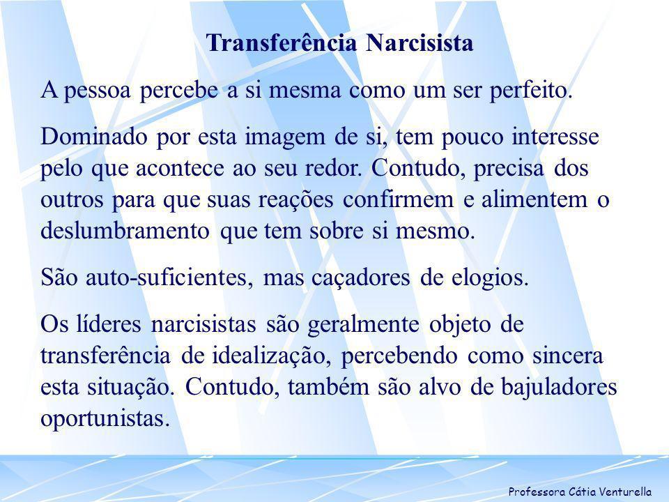 Transferência Narcisista