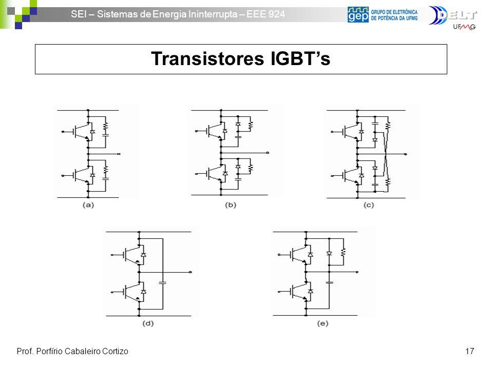 Transistores IGBT's