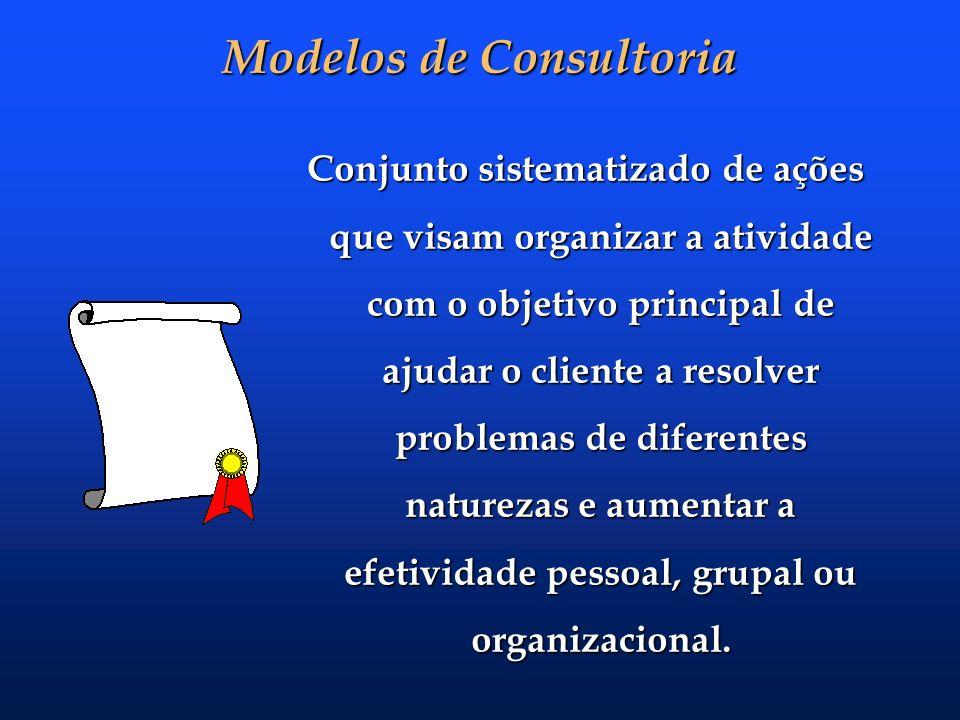 Modelos de Consultoria
