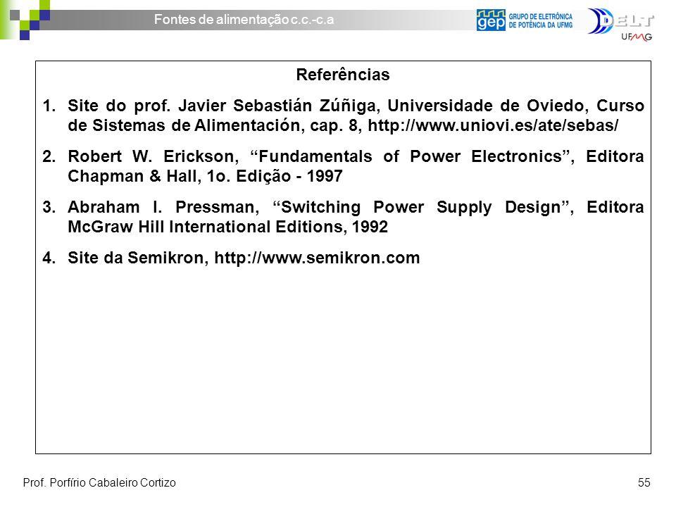 Site da Semikron, http://www.semikron.com