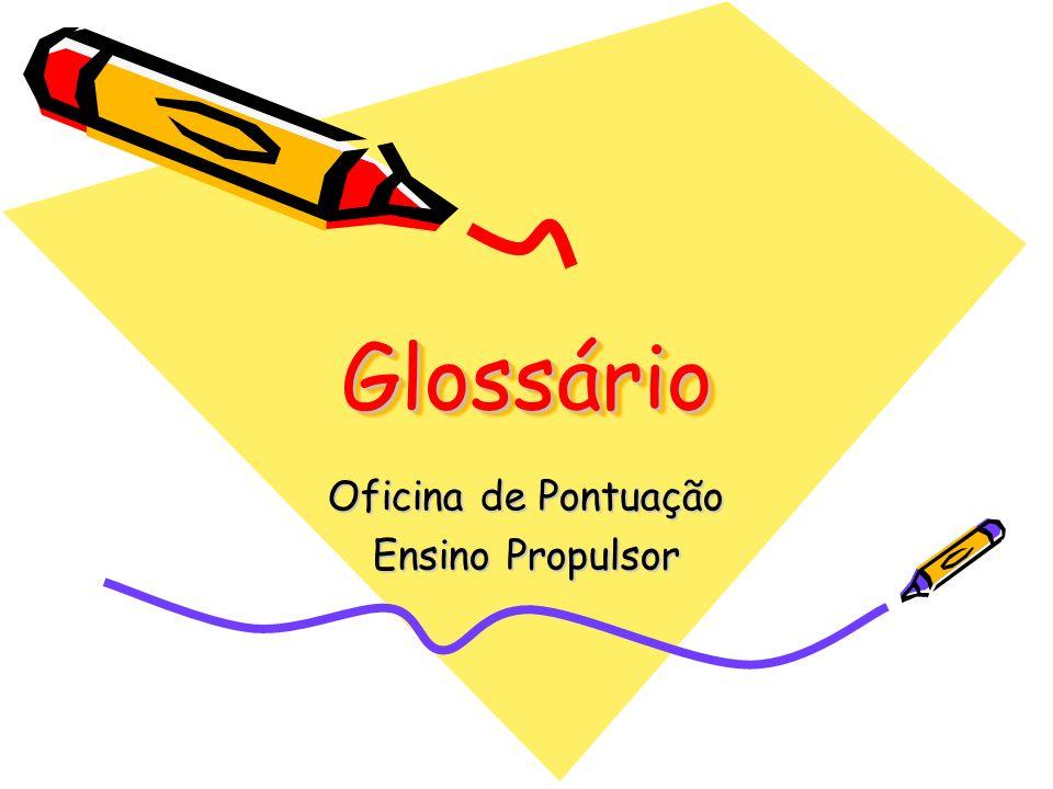 Oficina de Pontuação Ensino Propulsor
