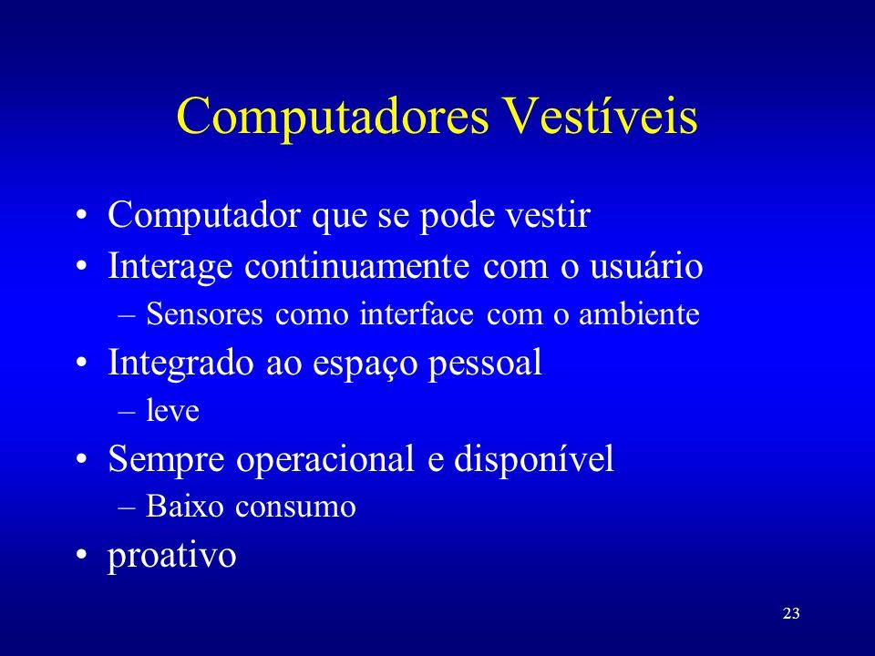 Computadores Vestíveis
