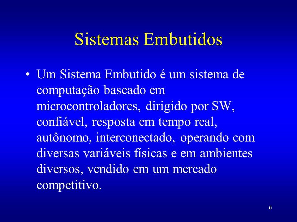 Sistemas Embutidos