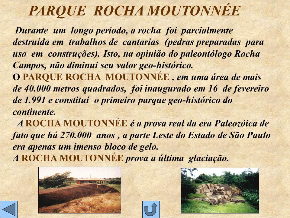 PARQUE ROCHA MOUTONNÉE