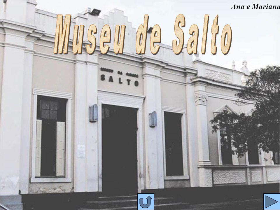 Ana e Mariana Museu de Salto