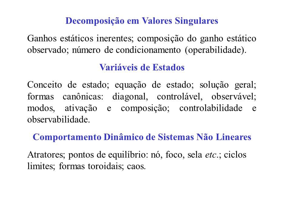 Decomposição em Valores Singulares