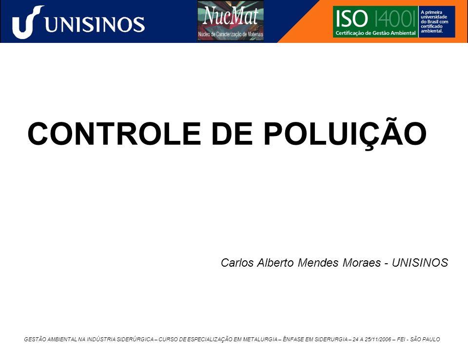 Carlos Alberto Mendes Moraes - UNISINOS