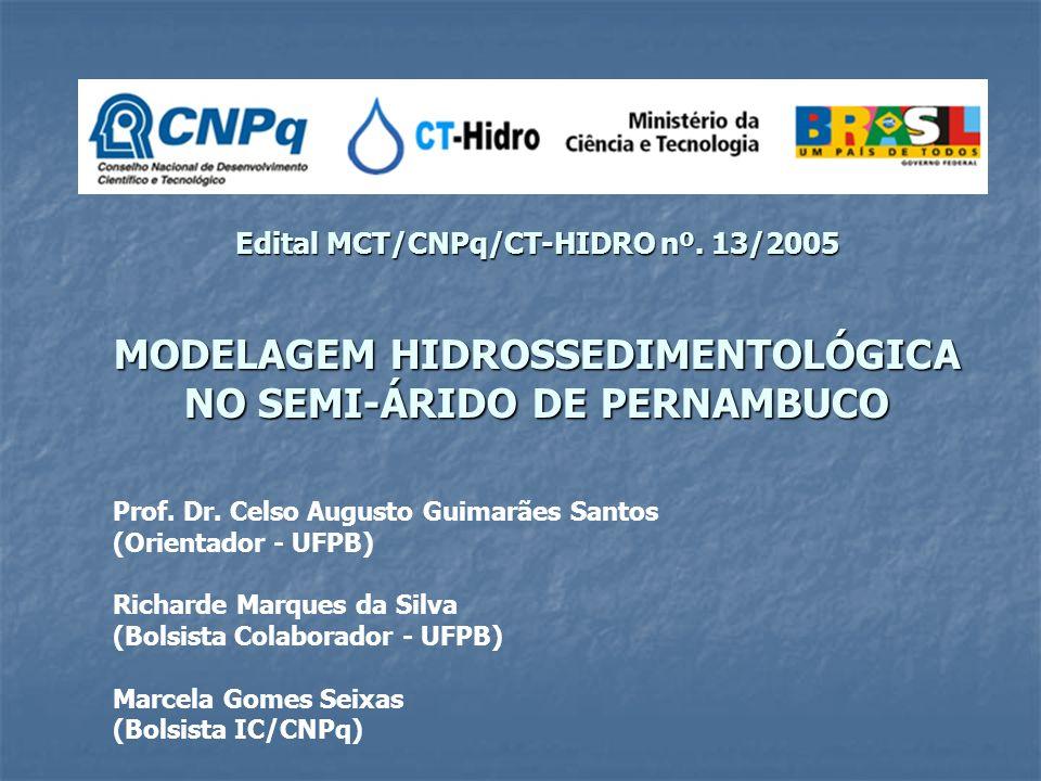 Edital MCT/CNPq/CT-HIDRO nº