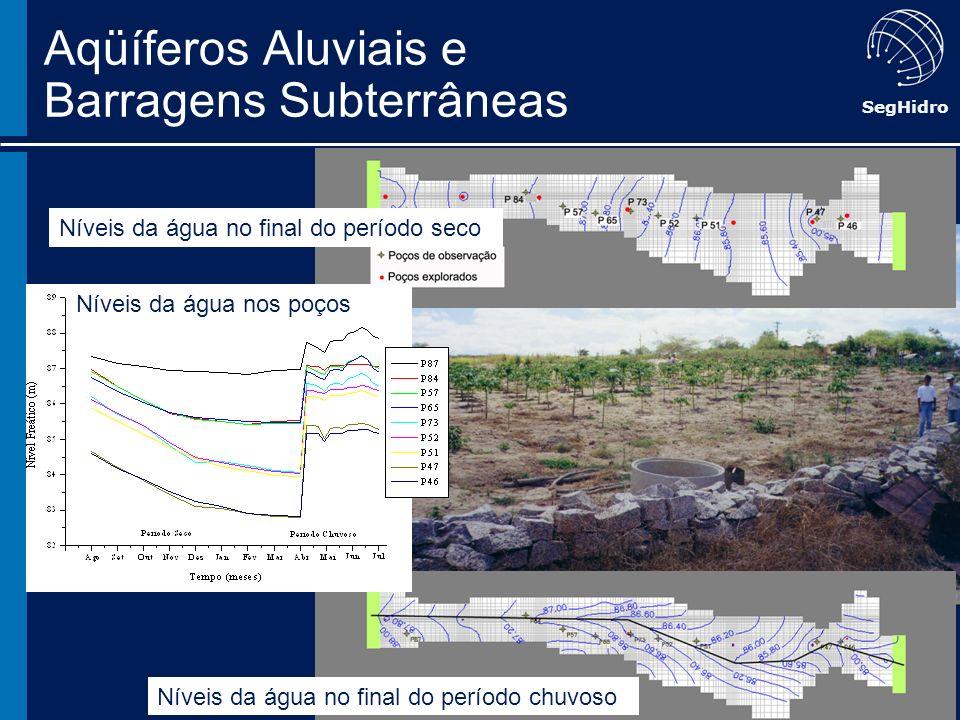 Aqüíferos Aluviais e Barragens Subterrâneas