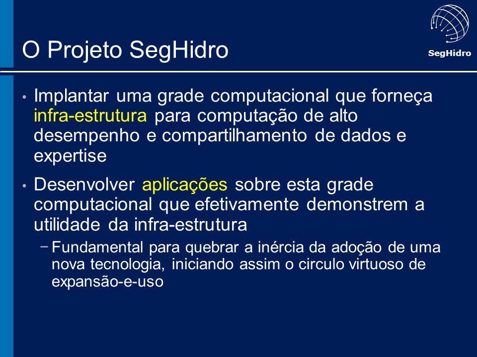 O Projeto SegHidro