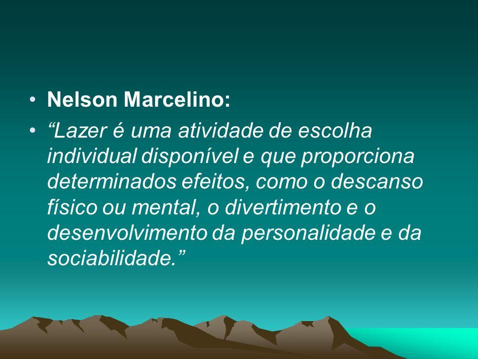 Nelson Marcelino: