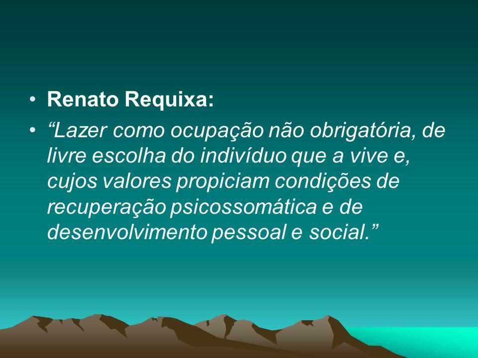 Renato Requixa: