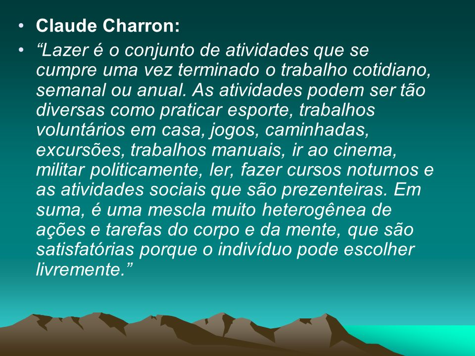 Claude Charron: