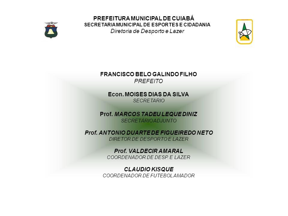 SECRETARIA MUNICIPAL DE ESPORTES E CIDADANIA