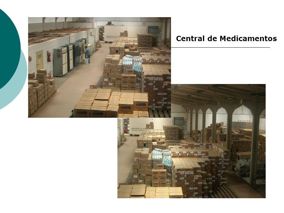 Central de Medicamentos