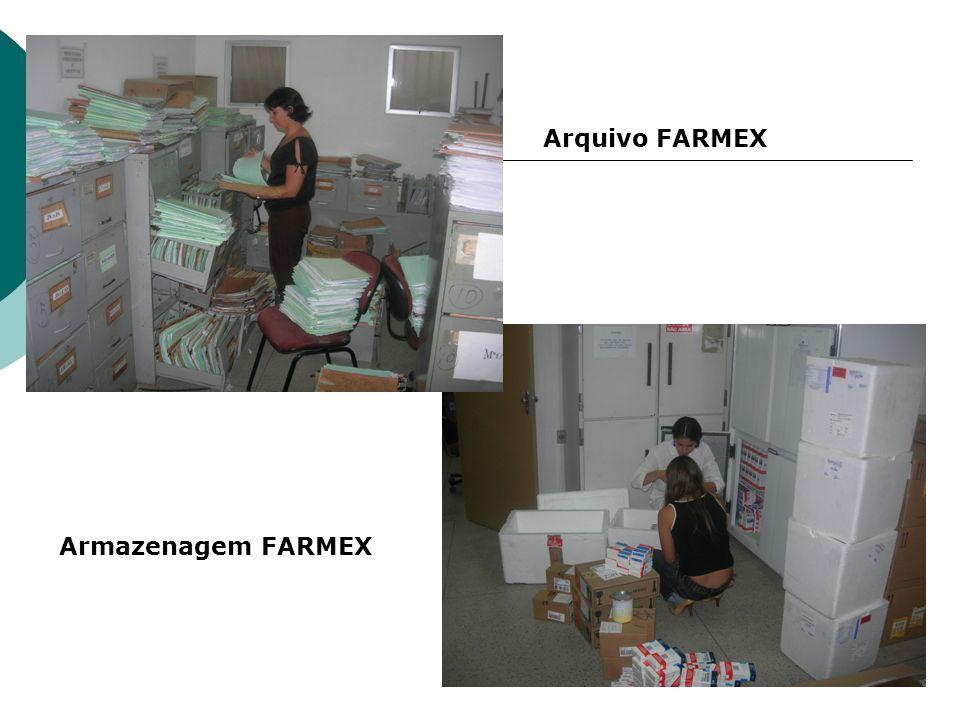 Arquivo FARMEX Armazenagem FARMEX