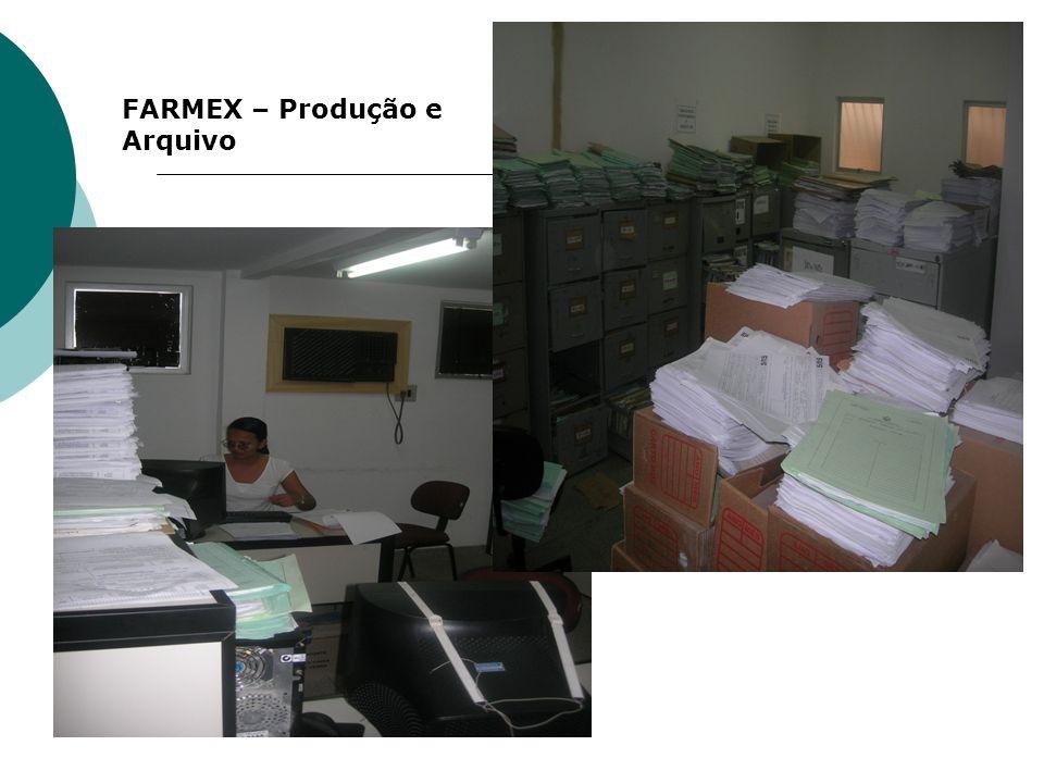 FARMEX – Produção e Arquivo