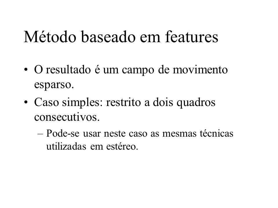 Método baseado em features