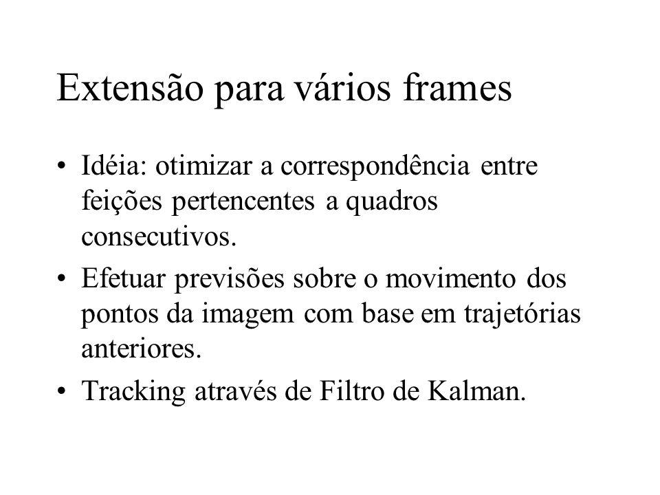 Extensão para vários frames