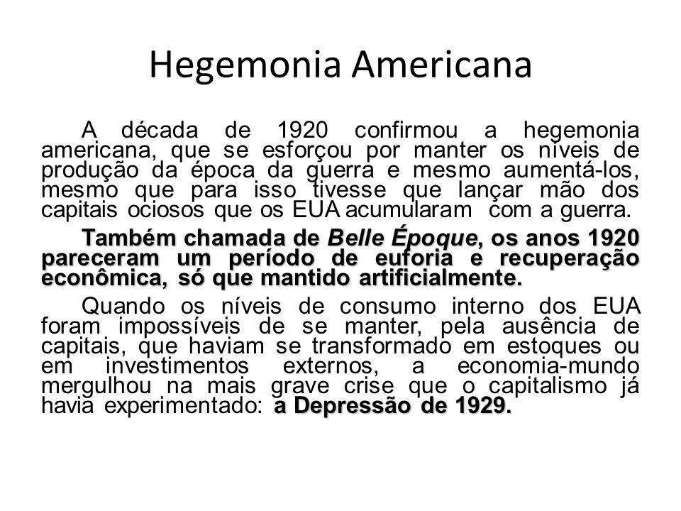 Hegemonia Americana