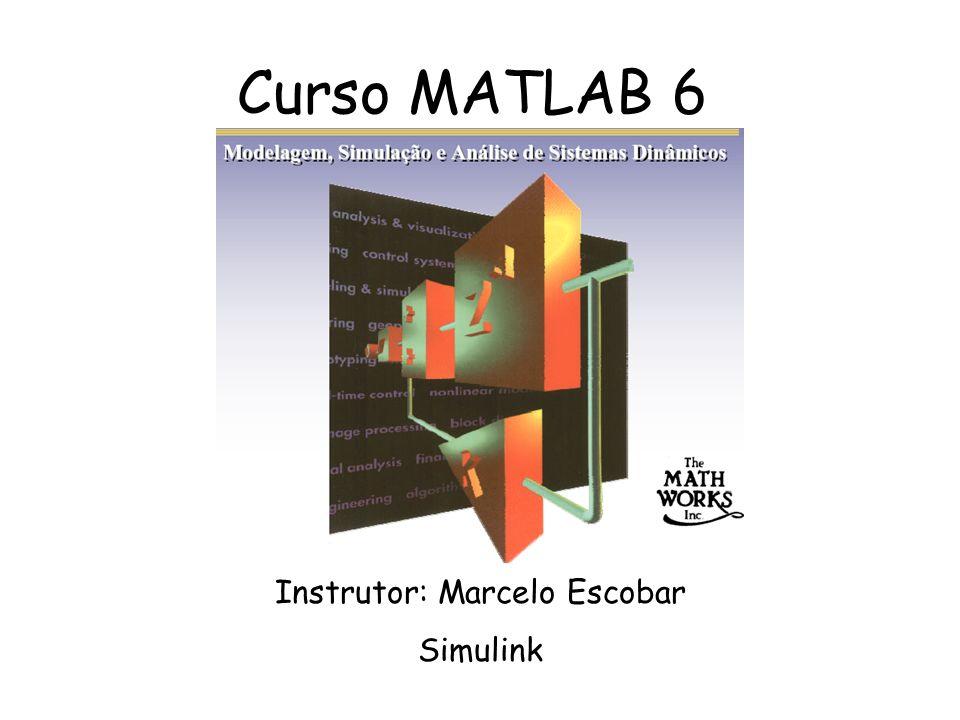 Instrutor: Marcelo Escobar