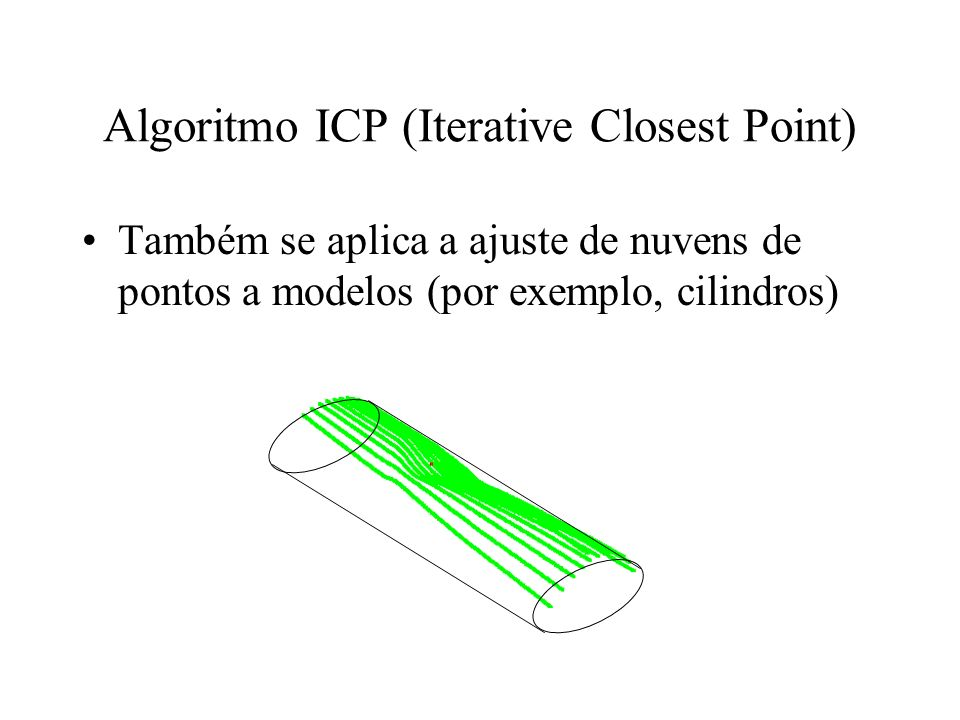 Algoritmo ICP (Iterative Closest Point)