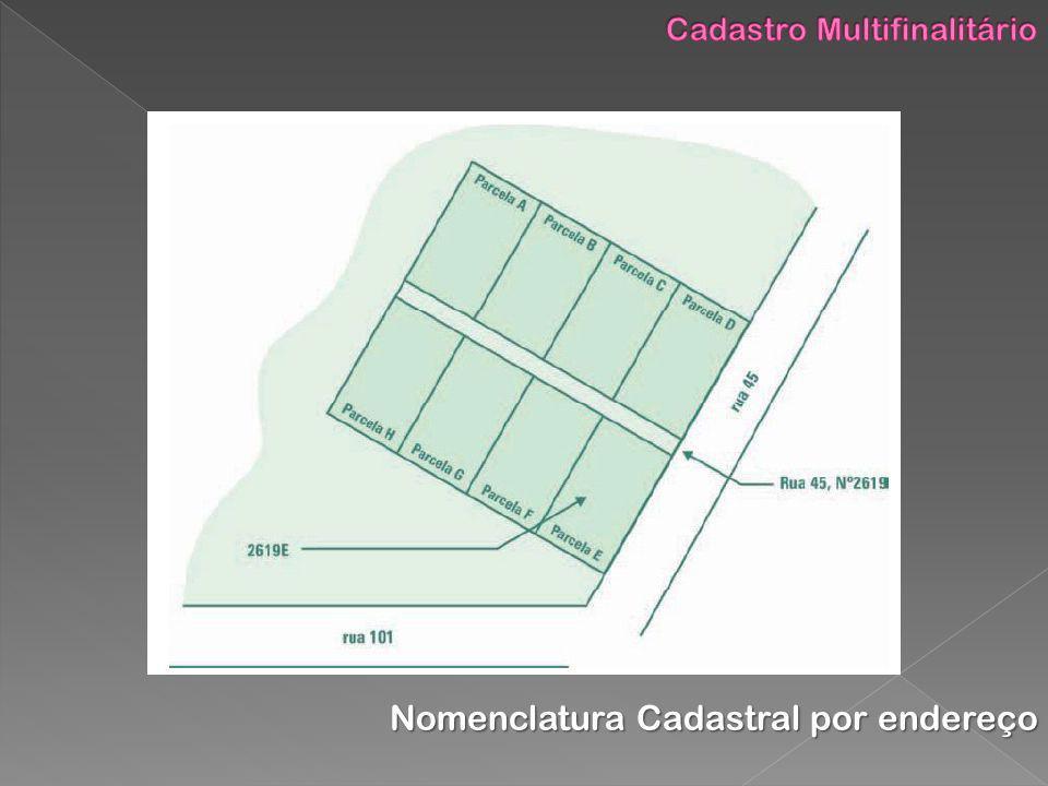 Cadastro Multifinalitário