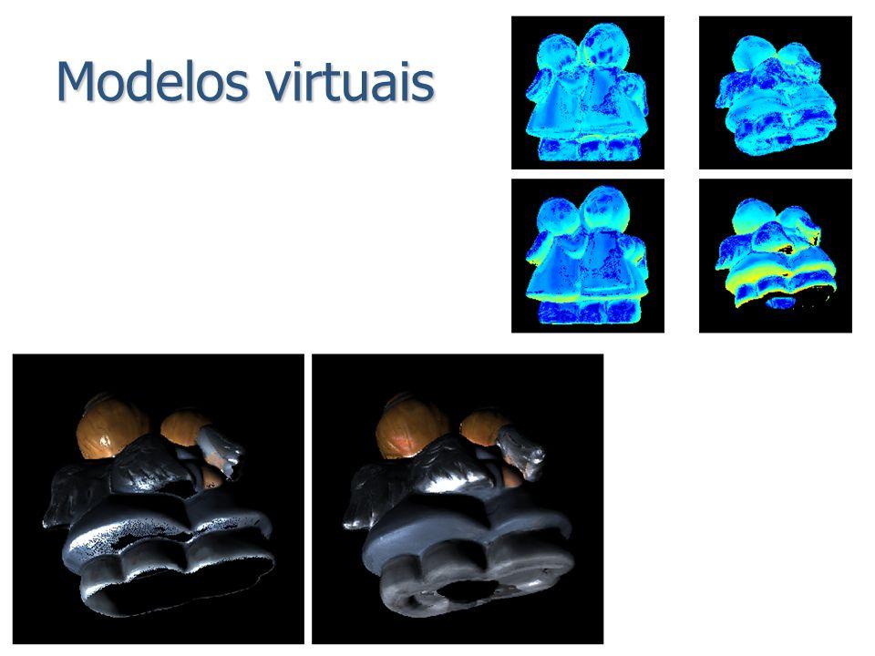 Modelos virtuais